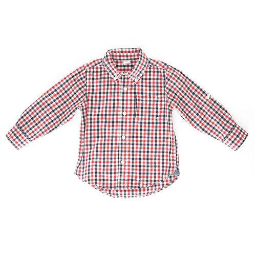 3Y | GAP | חולצה משובצת