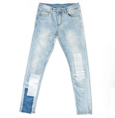 11Y   ג'ינס מלבנים    Honigman