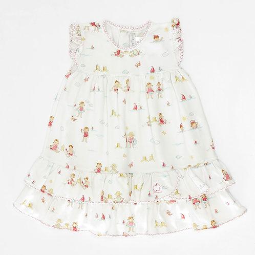 9M | Baby Cottons | שמלת ארמון בחול