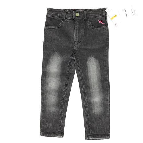 3Y | ROCAWEAR | מכנסי ג'ינס שחורים