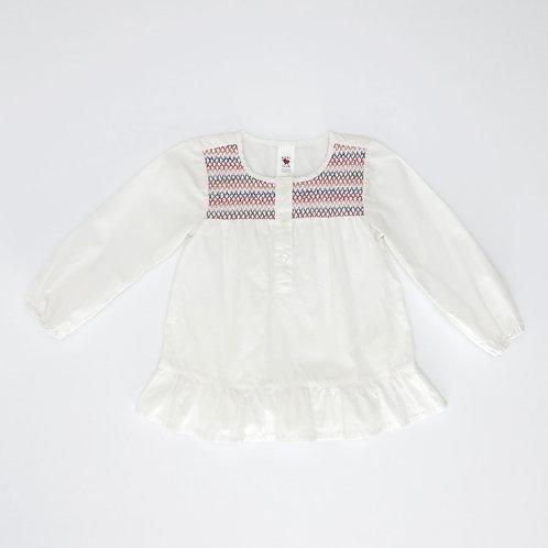 18M | BABY CLUB | חולצה רקומה