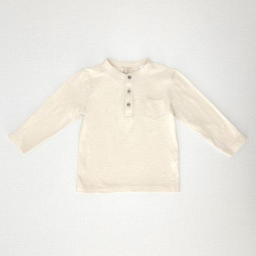 18-24M | ZARA | חולצת חגיגית מדברית
