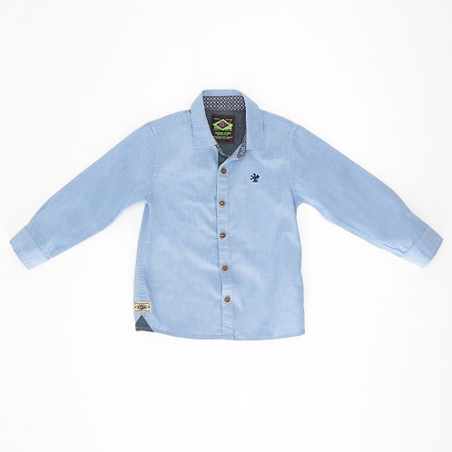2-3Y | NEXT | חולצה תכלת חגיגית
