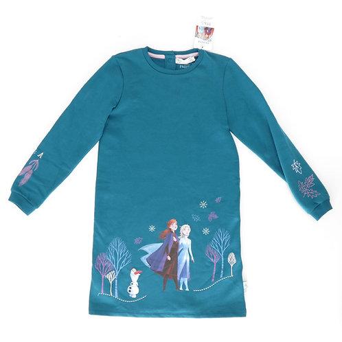 9-10Y   Marks & Spencer   שמלת פוטר אלזה ואנה