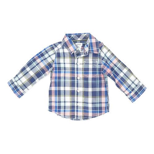 9m | Carter's |  חולצה משובצת