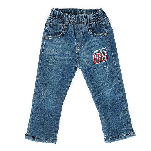 18m | SUper Brother |  מכנסי ג'ינס דו שכבתי