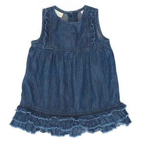 18M   שמלת ג'ינס