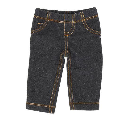 NB | Carter's | מכנסי בד רכים ג'ינס
