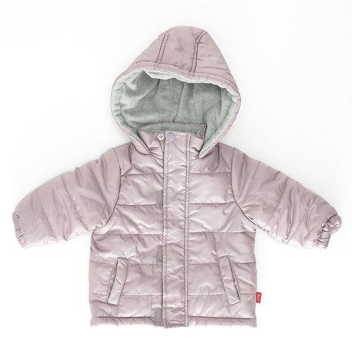 3-6m | SHILAV |  מעיל מרופד לילך
