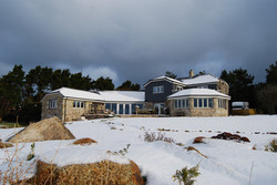 Large house outside St.Ives