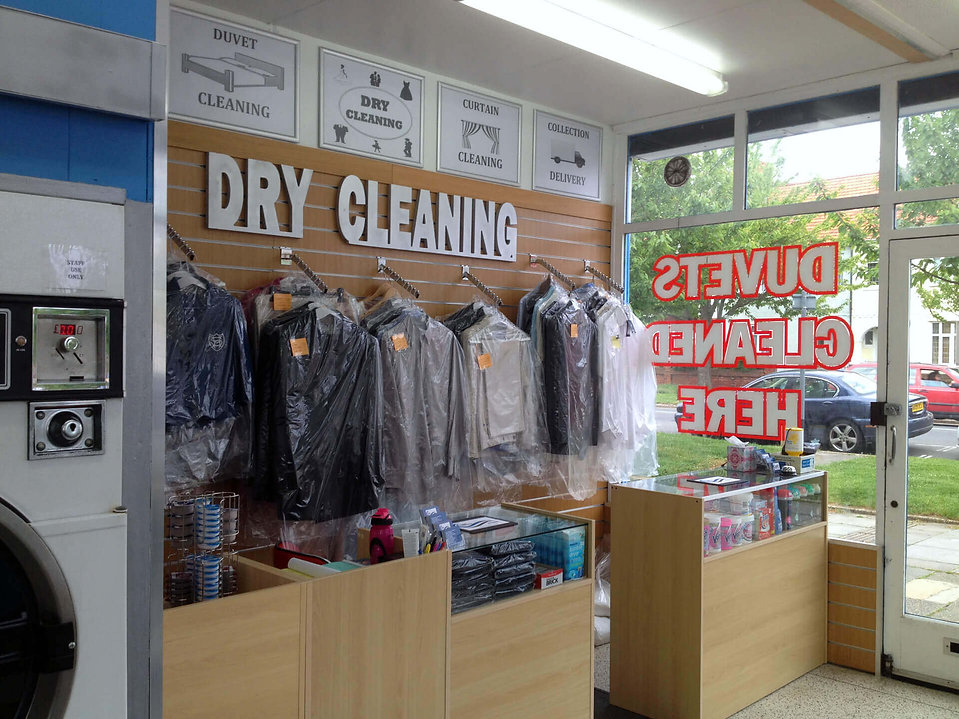 Copnor Cleaners Launderette & Dry Cleane