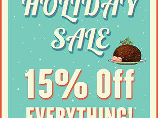 Annie's Holiday Sale!