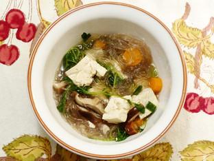 Delicious Tofu Soup
