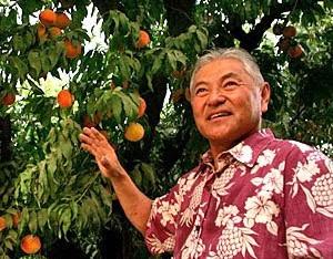 Organic farmer David Mas Masumoto documentary on PBS!