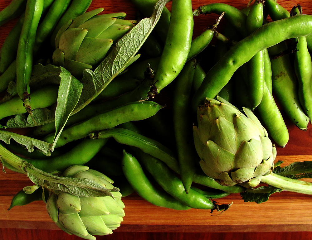 artichokes and fava beans from Farmers Market 2_edited.JPG