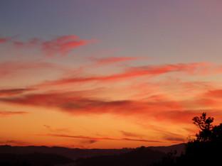 I just love a beautiful sunset