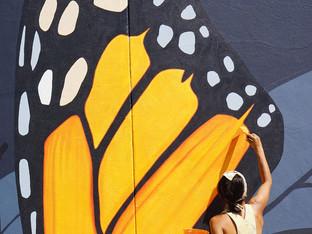 Jane Kim's Migrating Murals