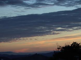 Interesting Sunset