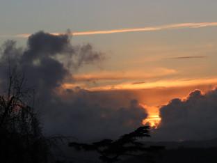 Atmospheric River Sunset