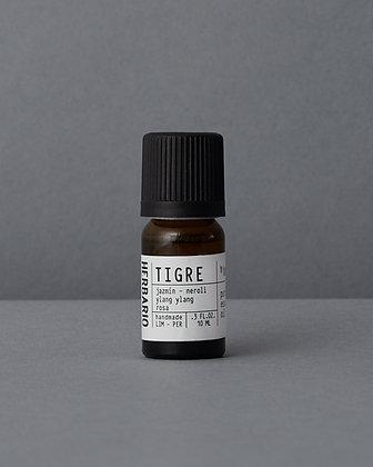 TIGRE Essential Oil - jazmín, ylang ylang, rosa y neroli