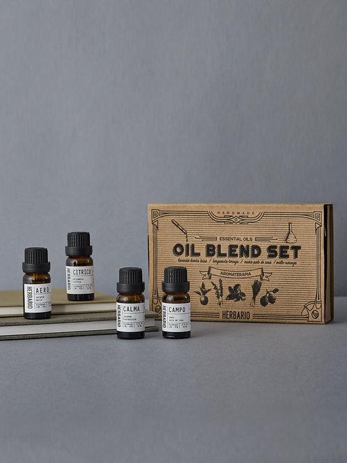 Oil Blend Set n.01