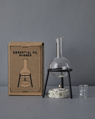 Essential Oil Burner 10.10.10