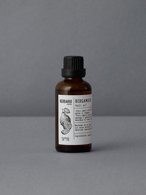 BERGAMOTA Hair Oil