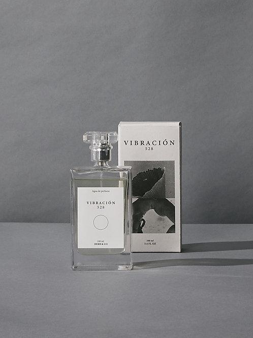 Perfume VIBRACIÓN 528