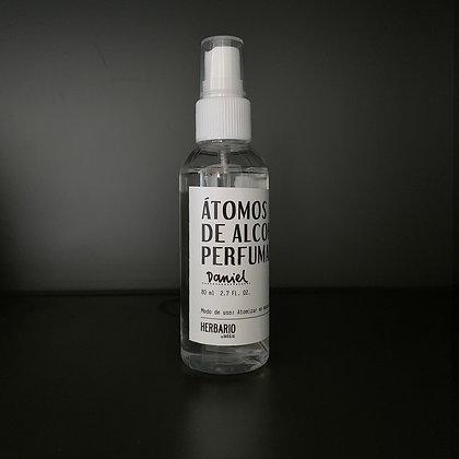 Átomos de alcohol perfumado - personalizado