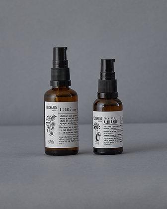Elixir Tropical - Body Oil Tigre 50ml + Face Oil Ajhanú 30ml