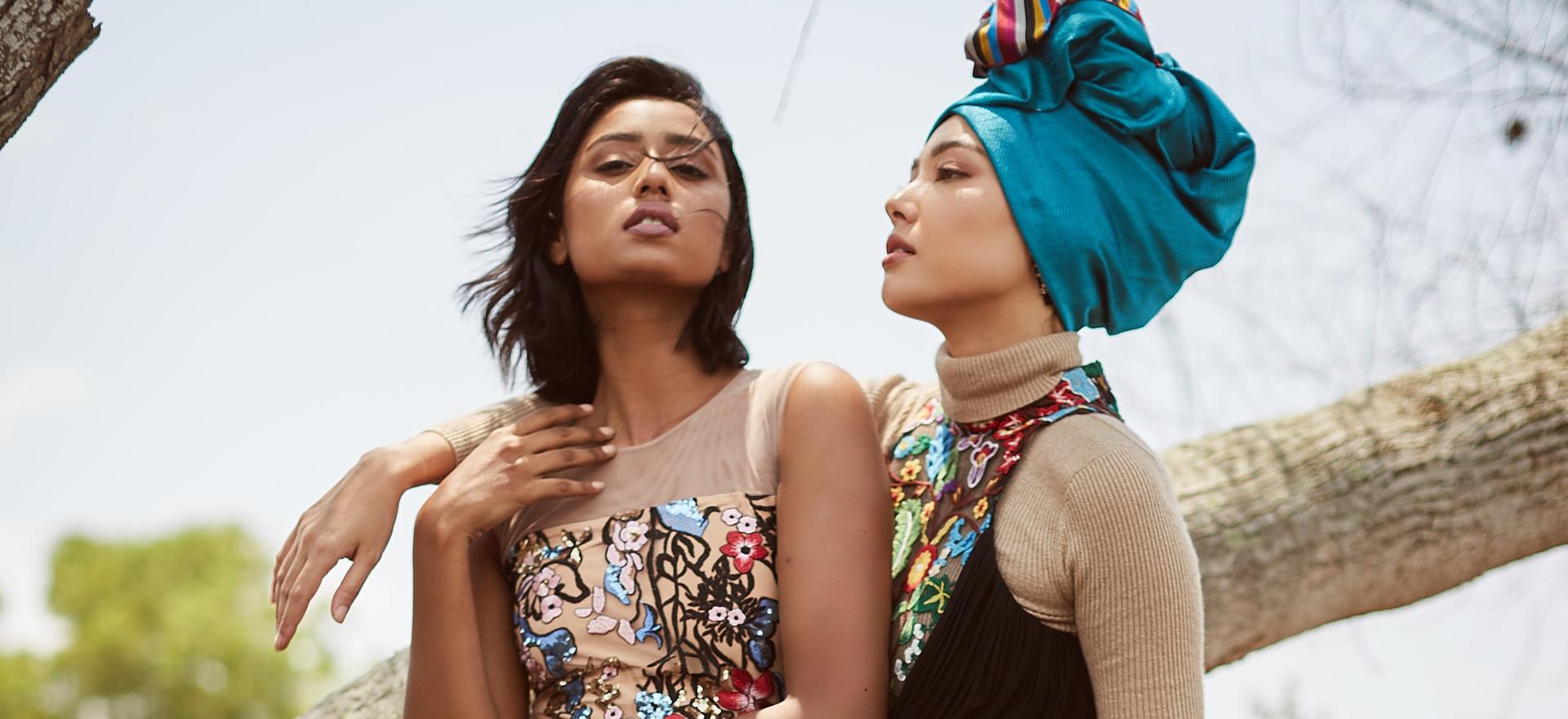 La Modeste Fashion Spread