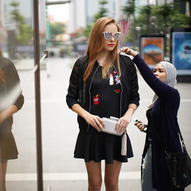 Fashionvalet x KLFW Campaign 2016  Photo Credit : Moderate Films Kuala Lumpur