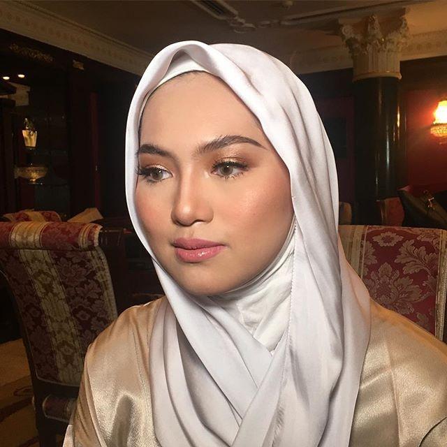 Bashirah   Bridal Makeup Brunei