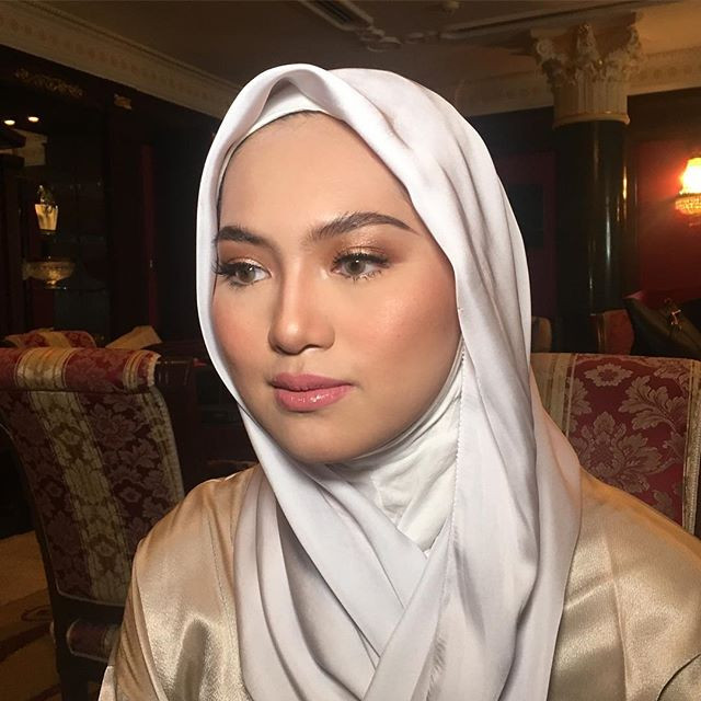 Bashirah | Bridal Makeup Brunei