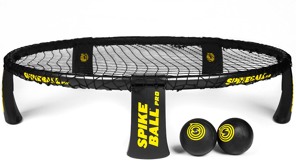 Spikeball Limited Edition Black Out Pro Set