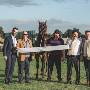 BATHURST TREBLE CONTINUES TRAINERS' MOMENTUM THIS YEAR