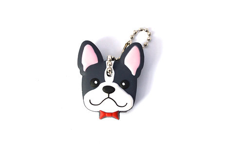 French Bulldog Key Topper