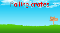 Falling Crates