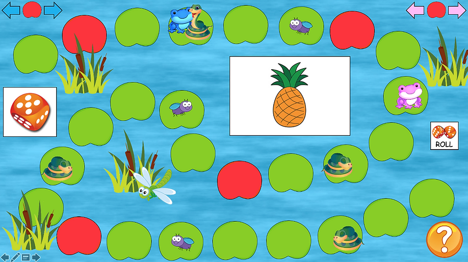Leap Frog picture review