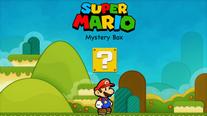 Super Mario: Mystery box demo