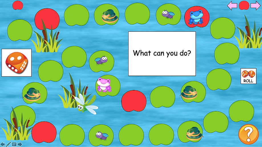 Leap Frog text review