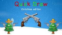 Quick Draw: Christmas edition