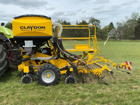 Farm Walk - Claydon Opti-Drill