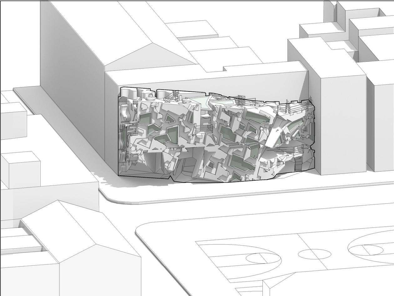 urban axon view