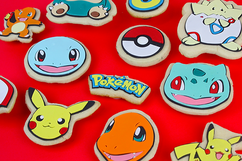 Trainer Starter Cookie Set