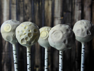 How to make Teen Wolf's Full Moon Cake Pops