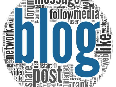 Wir bloggen jetzt!