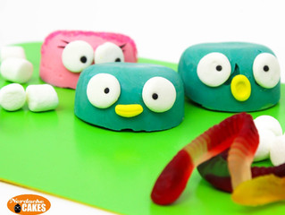 Nickelodeon's Harvey Beak Treats