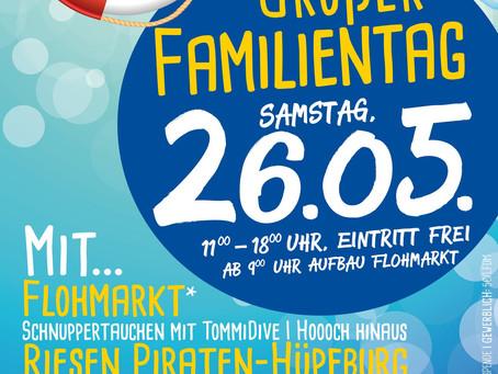 Ein Dorf rettet sein Freibad 2018 - das Familienfest!