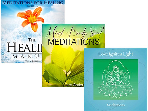 Meditation CD BUNDLE